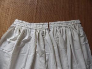 jupe plis
